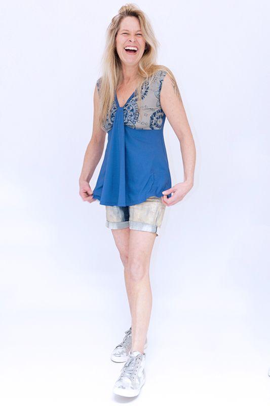 6921d1e63a7f Mamu Design E-Pattern E-Book Lydia Dress Tunic Ladies