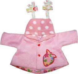 Freeebook Doll Jacket ALEX