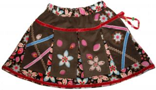 Freebook Skirt VIVI...4 dolls only
