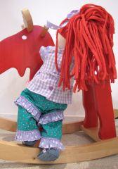 E-Book Puppe FELICITAS Hose