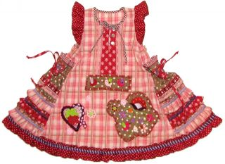 Sewing Instructions ARABELLA Pattern Dress Girls, Dolls