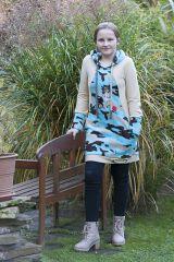 E-Book NIYA Damen Schnittmuster - Nähanleitung Kleid Sweatshirt Tunika