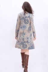Schnittmuster und Nähanleitung LYDIA Tunika, Shirt, Top, Kleid Damen