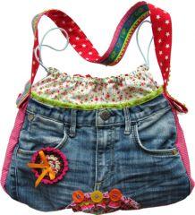 Schnittmuster und Nähanleitung Tasche für Damen, Mädchen ALEXIA