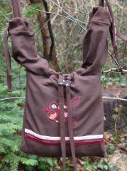 Freebook Tasche für Frauen Mädchen Jungs JACKET BAG