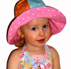 Reversible Hat Mia, E-Book