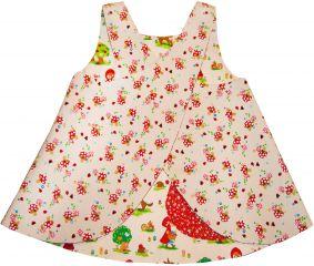 E-Book Puppe CHRISTINA  Kleid Hängerchen