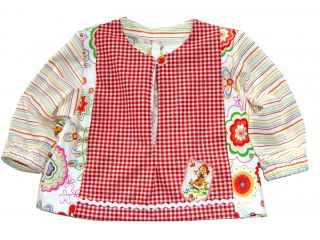 Freebook ELIA Shirt for Dolls