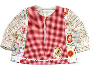 Freebook ELIA Shirt for Dolls