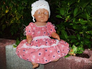Freebook N.I.K.E. Dress for Dolls