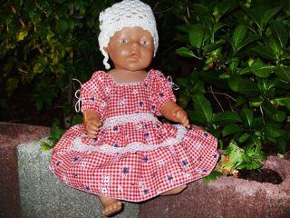 Freebook N.I.K.E. Kleid Bluse für Puppen