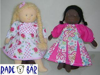 Freebook N.I.K.E. Dress for Dolls