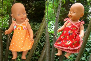 Freebook CARLOTTA Dress Tunic Doll