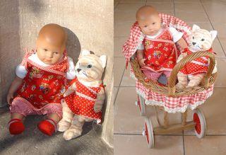 Freebook CARLOTTA Dress Tunic Doll