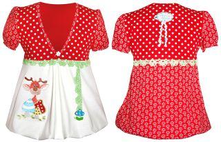 E-Pattern ULLA Shirt for Dolls