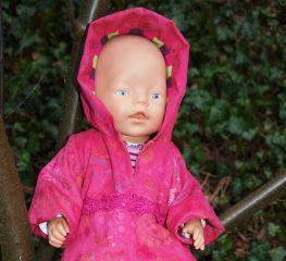 Freebook TAJA Jacket for Dolls